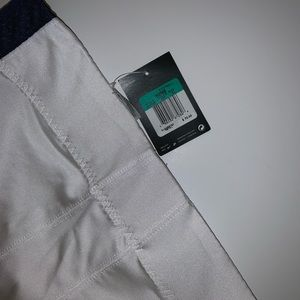 Nike Pants - Nike football team white/ navy  training pants